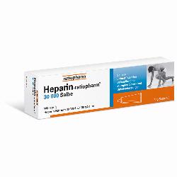 HEPARIN RATIOPHARM 30000